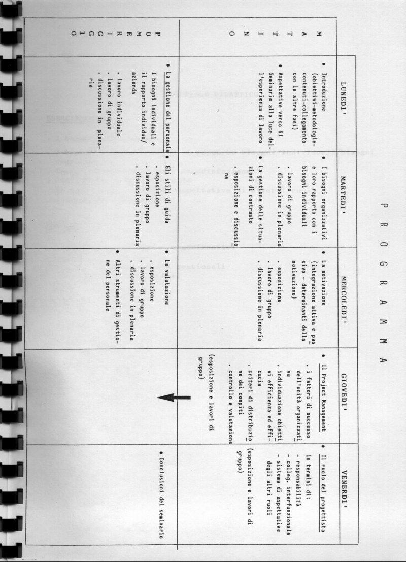 Calendario Corsi.Calendario Corsi